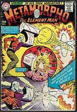 METAMORPHO  1  VG-/3.5  -  1st issue from 1965!