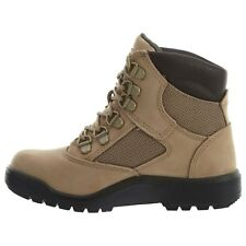 """Timberland Youth's 6"""" Premium Field Boots (PS) NEW AUTHENTIC Beige A1Q2G"""