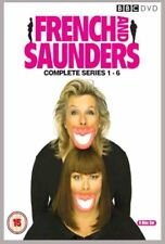 French and Saunders Series 1 to 6 Complete Collection DVD