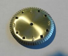 Watchmaker Dial Watch Curved Grey Diameter 1 5/32in Compatible 111/2 HP 60