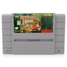 Nintendo SNES Spiel - Donkey Kong Country 1 US Modul