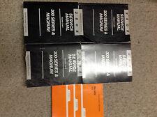 2005 DODGE MAGNUM CHRYSLER 300 300 SERIES Service Shop Repair Manual Set OEM +