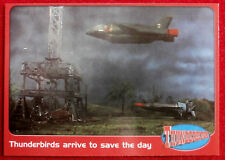 THUNDERBIRDS - Thunderbirds Arrive to Save the Day - Card #53 - Cards Inc 2001