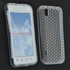 Case in TPU Clear for LG P970 Optimus Black