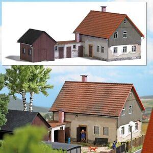HS  Busch 1909 Bausatz  Wohnhaus mi Anbau
