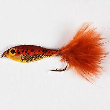 12 époxy les ménés Rainbow & brown truite perche et gardon pêche à la mouche par libellules
