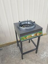 Asian Style HIgh Pressure wok burner with stand, Comes with hose & Regulator