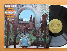 Falla Nights In The Gardens Of Spain Debussy Fantasy Melodiya Stereo ZK 80 095