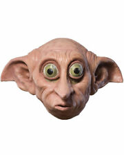 Licensed Dobby Mask Harry Potter Fancy Dress up Child Halloween Costume One-size