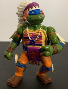 CHIEF LEO - Teenage Mutant Ninja Turtles - Playmates Toys 1992