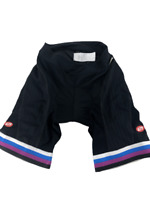 Bellwether Womens Shorts Cycling Apparel Padded Mesh Black Size Medium M