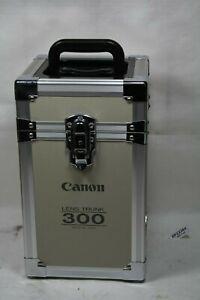 Canon 300mm 2.8 lens box truck F2.8 Non IS E. Barton Photography EPS22384