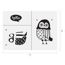 Chalk Couture Hello Owl New