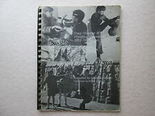 CIRCLE ROUND THE ZERO Play Chants & Singing Games of City Children KENNEY 1974