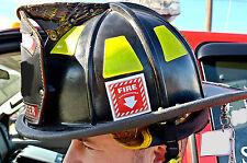 First Responders Firefighters Fire Helmet  Decal  Sickers Fire Department