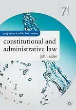 Law Constitutional Law Adult Learning & University Books