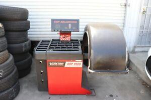 DSP 9500 Wheel Balancing Machine