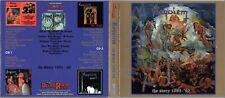 REQUIEM The Story 1985-'92 Digipack BloodRock Records 2Cd Autografo Signed Music
