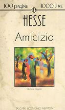 Amicizia di Hermann Hesse - Newton 1993