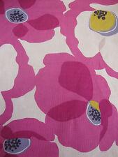 105cm VILLA NOVA Makela cotton curtain fabric remnant