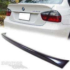 Painted BMW 3 Series E90 4D Sedan OE Type Trunk Boot Spoiler 328i 335i #A22 Ω