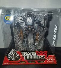 BEST BUY Exclusive Voyager Class Transformers Movie MEGATRON (New in box!!!)