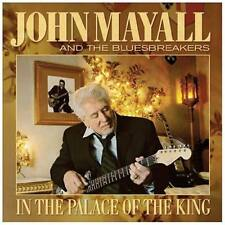 JOHN MAYALL AND THE BLUESBREAKERS In The Palace Of The King CD 2007 * NEU