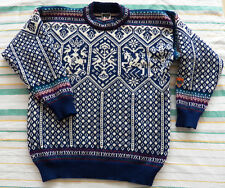 Dale Of Norway Lillehammer Olympic 94 sweater jumper wool nordic Size L Large