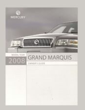 mercury car truck owner operator manuals ebay rh ebay com 2009 Mercury Grand Marquis 2008 mercury grand marquis service manual