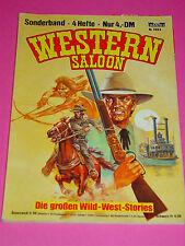 Western saloon-auteurs divers Nº 1003 avec 2 x Chick Bill + 2 x LASSO/bastion