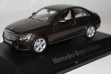 Mercedes C-Klasse 2014 W205 braun 1:43 Norev/Mercedes neu & OVP B66960248