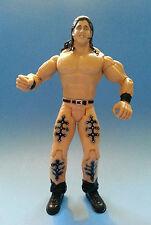 WWE Johhny Nitro Morrison Wrestler Figure Gold/Black - 2003 Jakks-Pacific