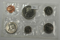 1976 Canada Mint Set- Proof Like- Uncirculated Coin Set