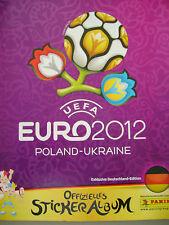 Panini Sticker Fußball EM 2012, 20 Stück aus fast Allen aussuchen!