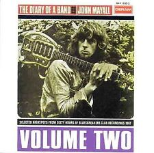 Mayall, John : Diary of a Band 2 CD