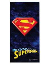 Superman Dc Comics Superhero 3D Series Bath or Beach Towel