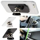 Rotating Car Universal Mount Kit Magnetic Sticky Stand Holder For iphone Samsung