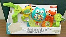 Infantino GoGaGa Collection Musical Travel Bar Activity Toy