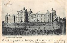 More details for royal infirmary dundee scotland early postcard c1902