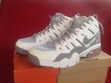 New NIKE Air Trainer Max 2 '94 White Grey Basketball Shoes 10 NIB Deadstock