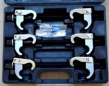 Federspanner Satz 3-teilig Spannbereich 250 mm mit Sicherheitsbügel KFZ Werkzeug