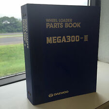 Daewoo - Mega 300 III Wheel Loader Parts Book