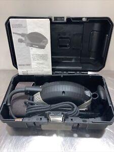 """NOS Porter Cable Model 371 2-1/2"""" Compact Belt Sander w/case"""