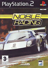 Noble Racing (Sony PlayStation 2, 2012) - European Version