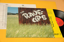THE RAVE UP LP TOWN AND COUNTRY ORIG UK NM !!!!!!!!!!!!!!!!!!!