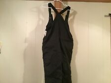 Skier Ski Suits Brand New With Tags Black Size Large