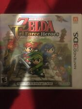 zelda triforce heroes 3ds Barley Used