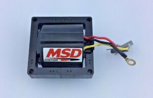MSD 5525 MSD Ignition Street Fire GM HEI Distributor Coil - NEW