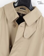 VTG NEVER USED Charing Cross Tan Raincoat w/Removable Wool Lining Sz. 40 R