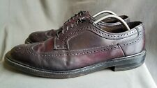 Men's Shell Cordovan Leather HANOVER LB Sheppard Dress Shoes Sz-12